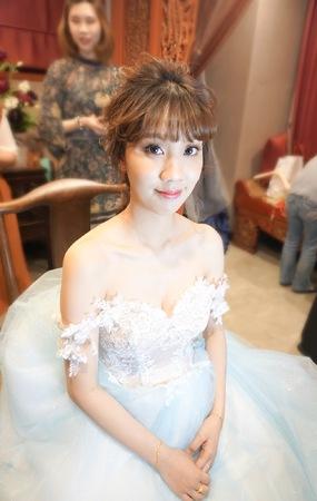 bride 毛毛