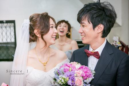 [婚禮攝影] 志浩 & 小白  / 新莊典華  PART I