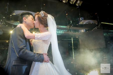 [新竹婚攝]KEVIN&KIKI 婚禮紀錄|婚禮攝影 新竹芙洛麗