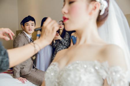 大勢新娘美翻全場|台北萬豪|雙儀式+午宴 |MAO&MIKI