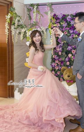 家琪結婚補請-清新溫泉飯店