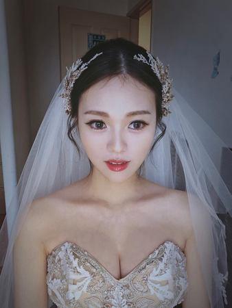 【吉吉藝術 GIGI CHIU】張萱結婚晚宴桃園川門子餐廳