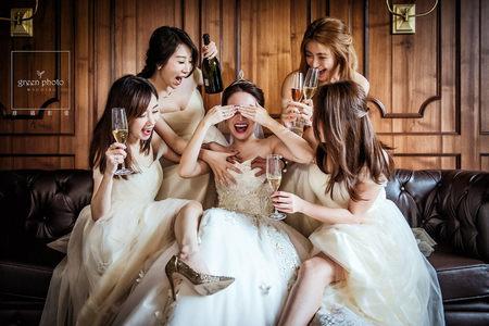 婚禮紀錄 | 仲夏夜之夢 翡麗詩莊園
