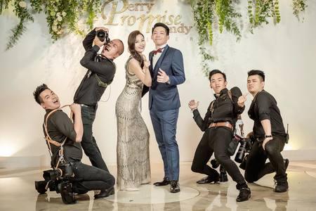 明星婚禮 l Perry &陶嫚曼 l 君悅酒店