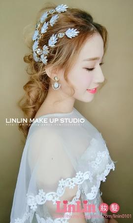 #韓風新娘造型#新娘秘書推薦# ♥ 奕如兒^_^