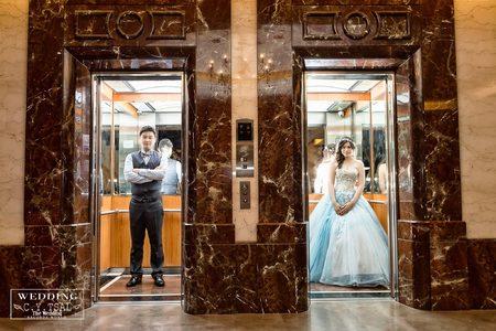 婚禮紀錄WEDDING   台南-富霖餐廳永華館   幸運草攝影工坊