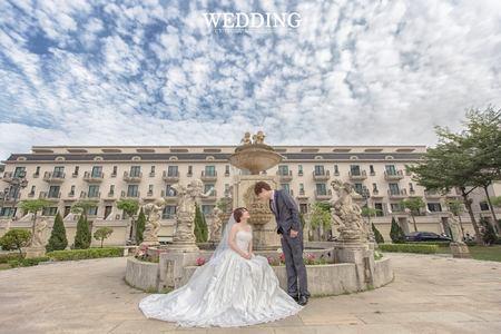 婚禮紀錄WEDDING   台南丸三海津餐廳-永華會館   幸運草攝影工坊