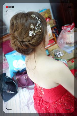 Isa婚禮造型