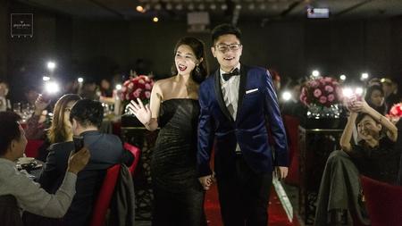 婚禮紀錄 | WEDDING 圓山大飯店 寒舍艾美 儀式宴客 | 綠攝影像