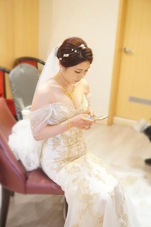 bride白白