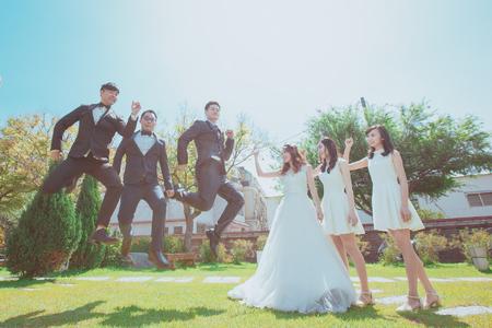台中大雅濃閣-彥凱❤潔樺訂結之囍