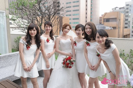 James & Grace 婚禮記錄 @ 台北民權晶宴會館