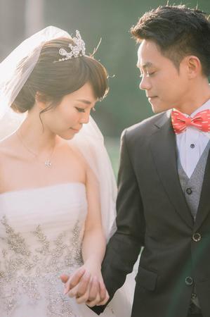 Peter & Zora / 萬豪酒店 / 美式婚禮