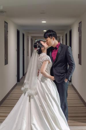 結婚午宴/婚禮記錄/台中雅園新潮
