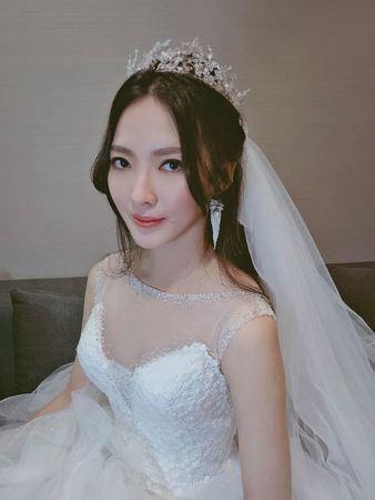 【吉吉藝術 GIGI CHIU】Maggie訂結婚午宴台北晶華酒店