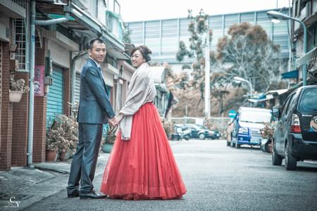 婚禮紀錄WEDDING | 高雄自宅 | 幸運草攝影工坊