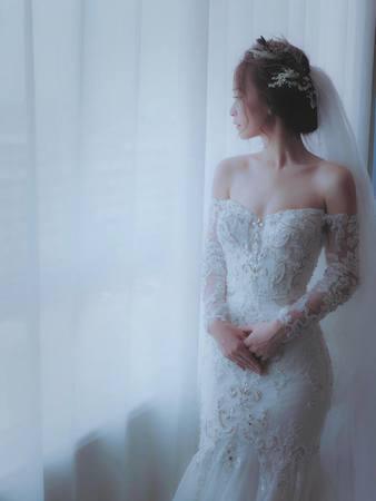 【吉吉藝術 GIGI CHIU】Adina訂結婚午宴桃囍航空城