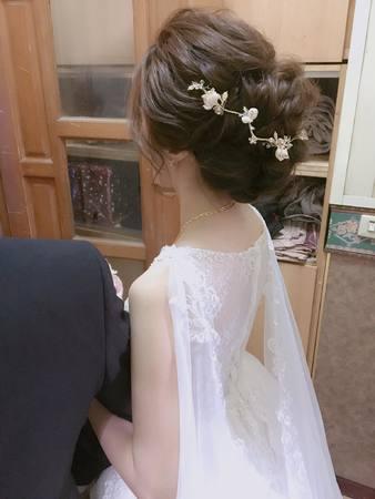 造型師  Nina - 婚宴浪漫造型