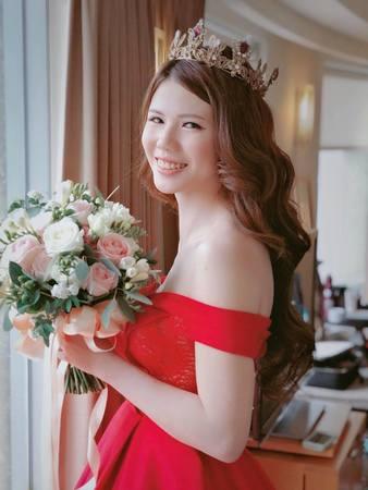 【吉吉藝術 GIGI CHIU】Chiao訂婚午宴台中永豐棧酒店