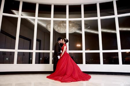 婚禮紀錄WEDDING | 台南-永康情定婚宴城堡| 幸運草攝影工坊