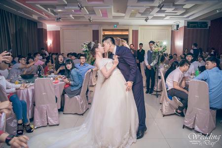 2016-9-3 冠霆 & 敏菁 訂結 婚禮紀錄 婚攝 - 台南 台南商務會館