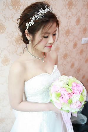 新娘-曼〈白紗〉