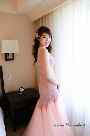 Vivian Mai make up【Wedding】- Dora
