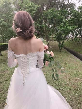 Angel婚紗外拍造型