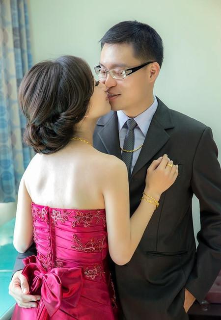 瑤倫訂婚宴