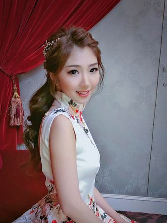 【吉吉藝術 GIGI CHIU】Sharon結婚晚宴基隆水源婚宴會館