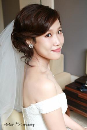 Vivian Mai make up【Wedding】- 怡雯