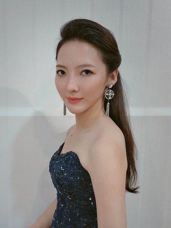 【吉吉藝術 GIGI CHIU】Maggie補請晚宴台南阿霞飯店