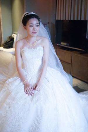 Wei 結婚造型@竹北喜來登