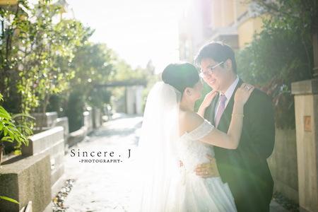 [婚禮攝影] 孟儒 & 彥臻 / 大直華漾