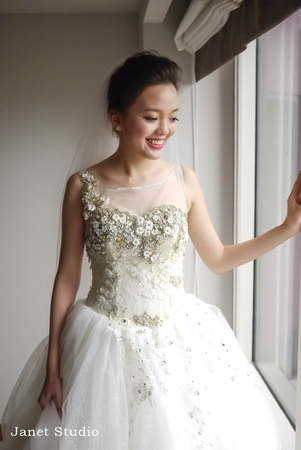Jessi 婚禮造型 #君悅酒店 #世貿33