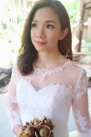自助婚紗整體造型