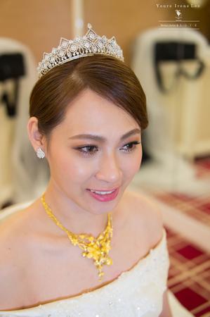 Bride~米妮。高雄林皇宮