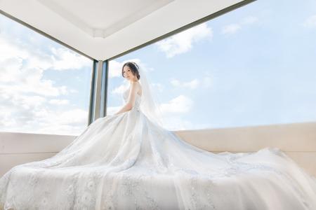 Vincent & Anne Wedding Photo, 台北 l 君品酒店