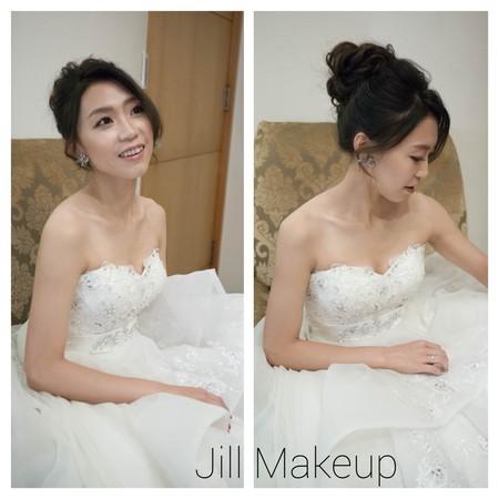 Jessie結婚造型@台中金典酒店