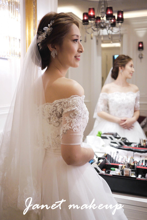 Xinwei 結婚造型@水源會館