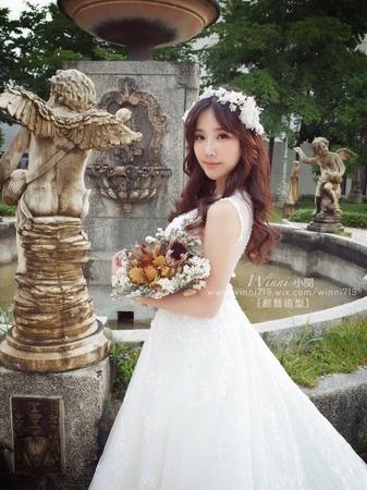 自助婚紗(apple)浪漫波浪系列