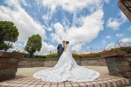 婚禮紀錄WEDDING   台南-總理大餐廳   幸運草攝影工坊