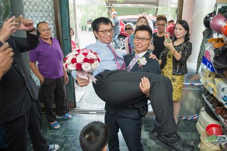 婚禮紀錄WEDDING | 台南-塭南里活動中心 |  幸運草攝影工坊