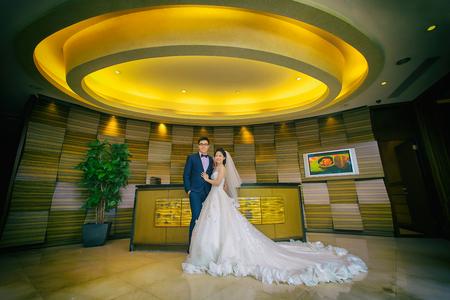 【新竹煙波飯店】D&J結婚紀錄