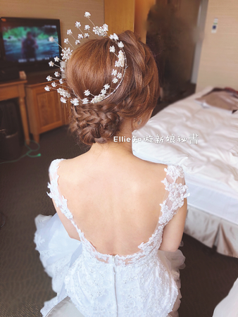 Weddingday 至純結婚造型