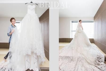 婚禮紀錄WEDDING   台南東東華平囍嫁館-東儷廳   幸運草攝影工坊
