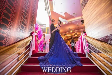 婚禮紀錄WEDDING   嘉義-上禾家日本料理   幸運草攝影工坊