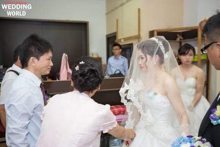 婚禮紀錄WEDDING   嘉義自宅   幸運草攝影工坊