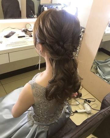 怡穎 Bride# wiwi designer#大里菊園
