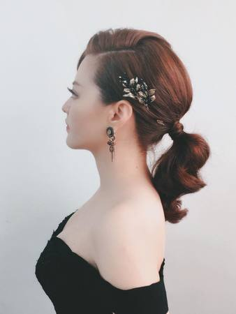 【吉吉藝術 GIGI CHIU】0803髮型課女王的秘密